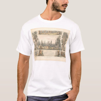 Mammoth Tree Grove (0976A) T-Shirt