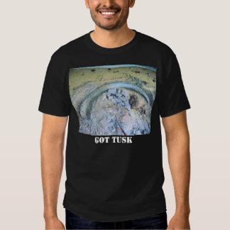 mammoth tusk in kotz ak tshirts