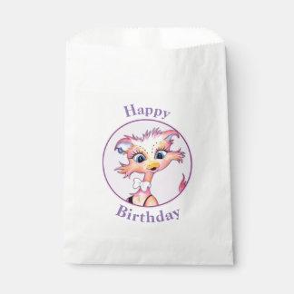 MAMZELL CUTE CARTOON   bag WHITE Favor 2