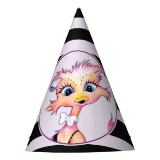 MAMZELL CUTE  CARTOON Party Hat