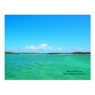 Man0War Cay Postcard