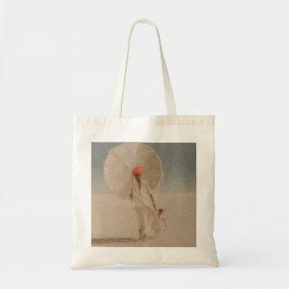Man and Child I 2010 Budget Tote Bag