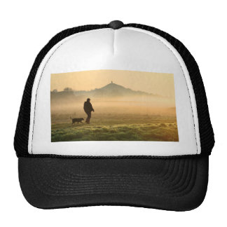 Man and Dog Mountain Mist Cap