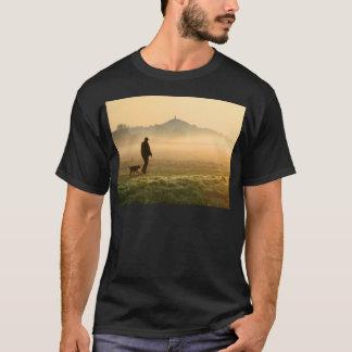 Man and Dog Mountain Mist T-Shirt