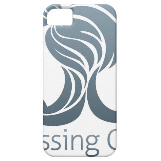 Man and Woman Hair Concept iPhone 5 Cases