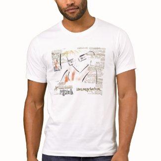 Man At Home - Customizable Casual Mens T-Shirt