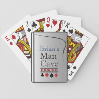 Man Cave Playing cards
