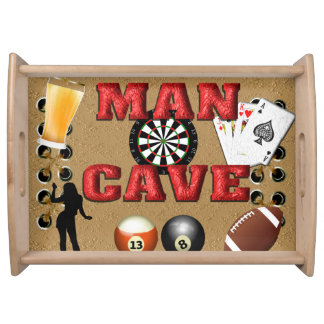 Man Cave - Serving Tray