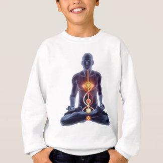 man chakras sweatshirt