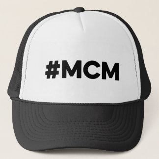 Man Crush Mondays - #MCM Trucker Hat