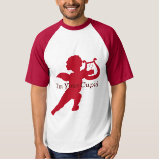 Man Cupid T T-Shirt