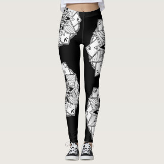Man falling impediment Leggings