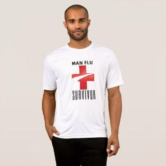 Man Flu Survivor T-Shirt
