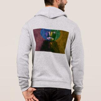 Man fly hoodie