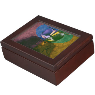 Man fly memory box