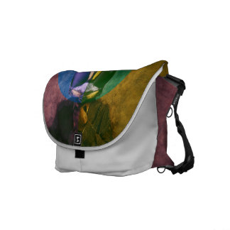 Man fly messenger bags
