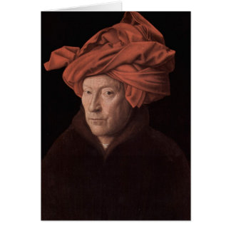 Man in a Turban Note Card