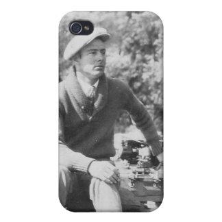 Man in Boat iPhone 4 Case