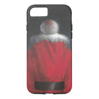 Man in Red Coat iPhone 7 Case