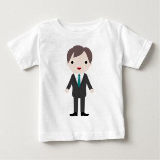 Man in Suit Baby T-Shirt