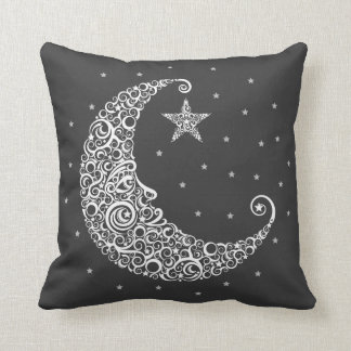 Man in the Moon Pillow