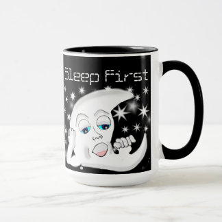 Man It's The Moon Mug