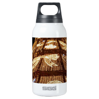 Man Made Illuminated Christmas Tree 0.3L Insulated SIGG Thermos Water Bottle