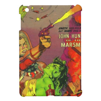 Man O' Mars iPad Mini Cases