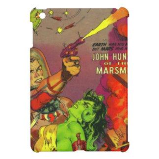 Man O' Mars iPad Mini Cover