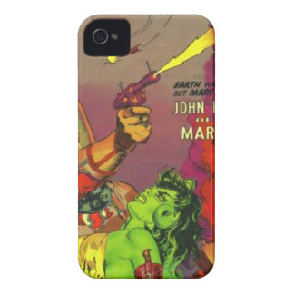 Man O' Mars iPhone 4 Covers