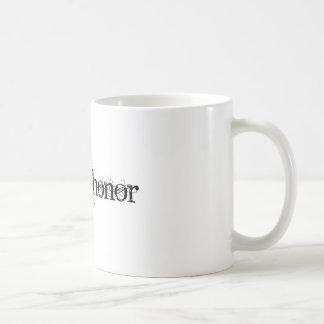 Man of Honor Coffee Mug
