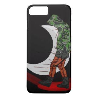 man of moon iPhone 8 plus/7 plus case