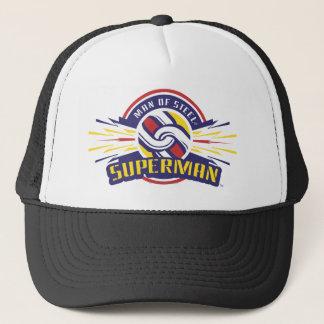 Man of Steel - Superman Trucker Hat
