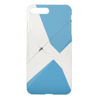 Man on Wire into the Blue iPhone 8 Plus/7 Plus Case