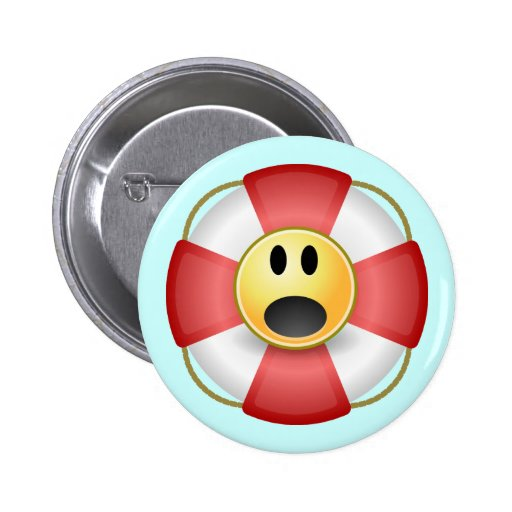 Man Overboard! Button