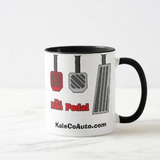 Man Pedal Mug