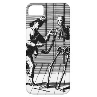Man Proposing to a Skeleton iPhone 5 Cases