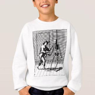 Man Proposing to a Skeleton Sweatshirt