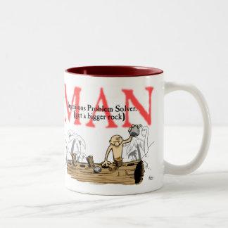 MAN Series Mug - Problem Solver
