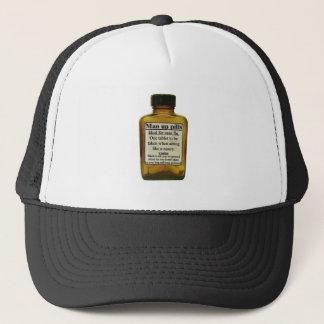 Man Up Pills Trucker Hat
