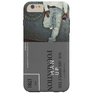 Man up the Foundation Tough iPhone 6 Plus Case