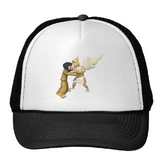 Man vs Angel Mesh Hats