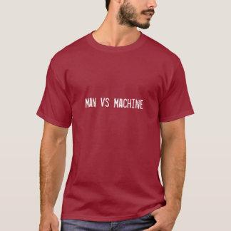 Man vs Machine Basic T T-Shirt