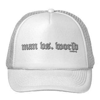 Man Vs. World Hat 2