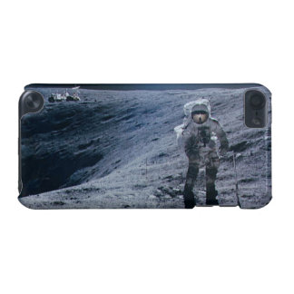Man Walking on Moon iPod Touch 5G Cases