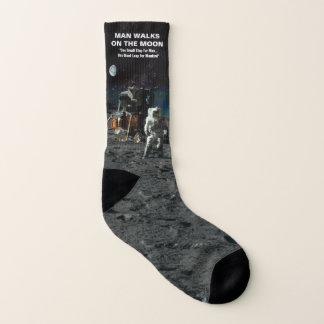 Man Walks on the Moon Astronaut in Space 1