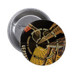 Man with a Movie Camera Poster 6 Cm Round Badge