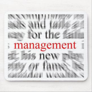 Management Mouse Pad