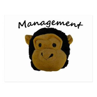 Management Postcard