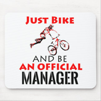 manager design mouse pad